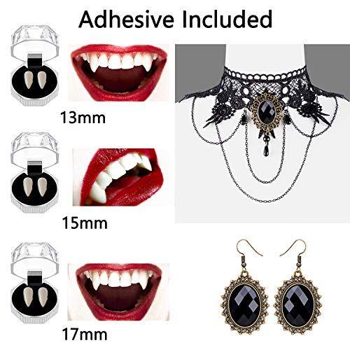 Women Halloween Girls retro Black Cross Vampire Stitches Choker Punk Necklace