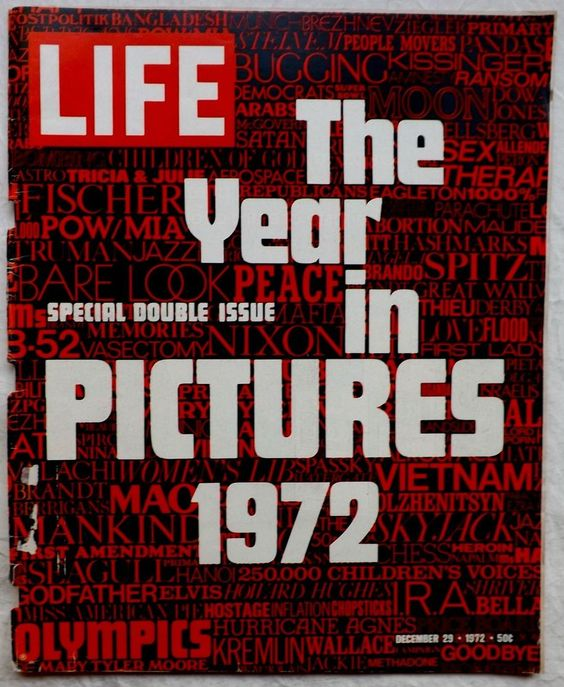 The year in pictures last issue december 29 1972 life magazine b the year in pictures last issue december 29 1972 life magazine b my life magazines pinterest life magazine sciox Choice Image