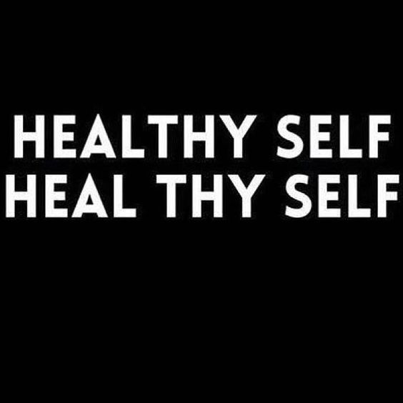 Keep yourself healthy and your body will thank you for it. Treat your body healthy and you'll see that your body can heal itself easier and feeling better regularly. If you put crap in then your going to look like crap.: