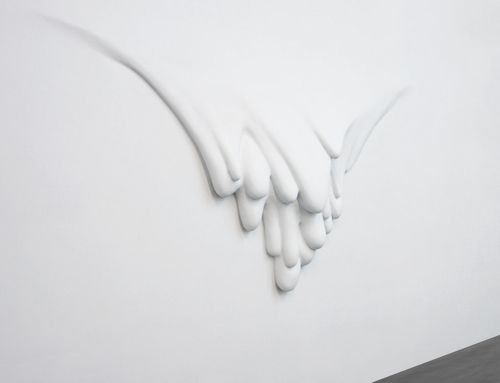 Daniel Arsham via Design Milk