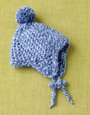 Tweed Hat free crochet pattern