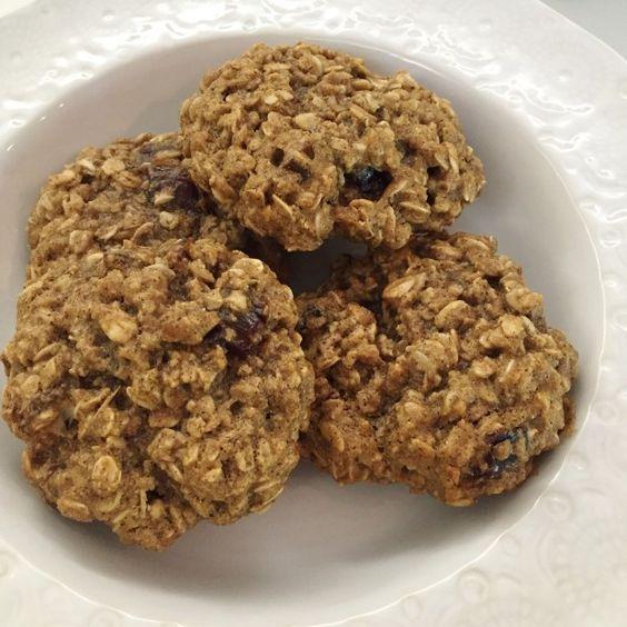 Vanilla and coffee cookies