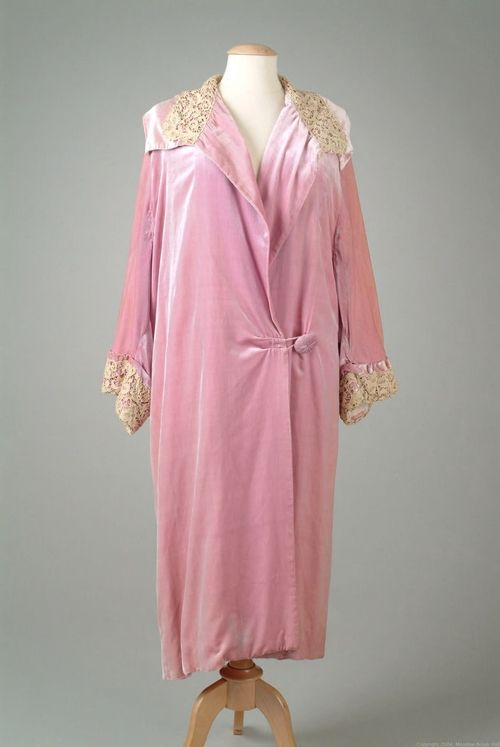 Coat  1922  The Meadow Brook Hall Historic Costume Collection