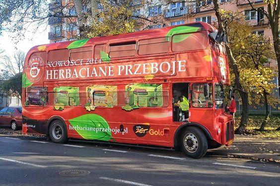 Londyński autobus piętrowy Routemaster