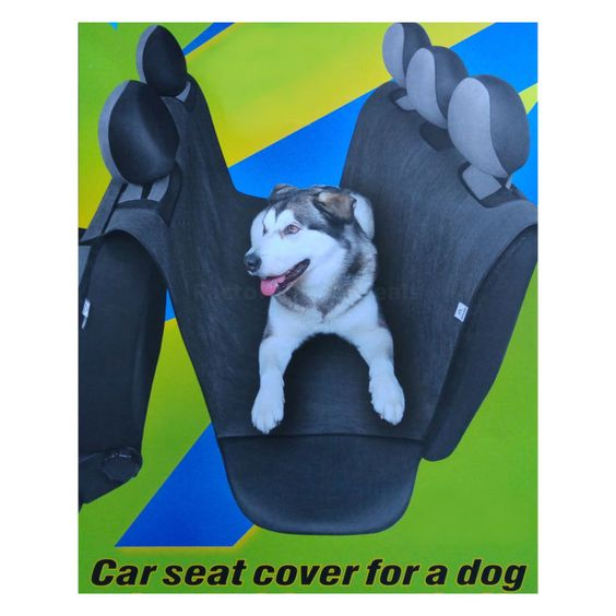 Car seat Protector Hammock Style Mat Liner Rear Back Seat Cover Dog Cat Pet in Pet Supplies, Dog Supplies, Transport & Travel | eBay