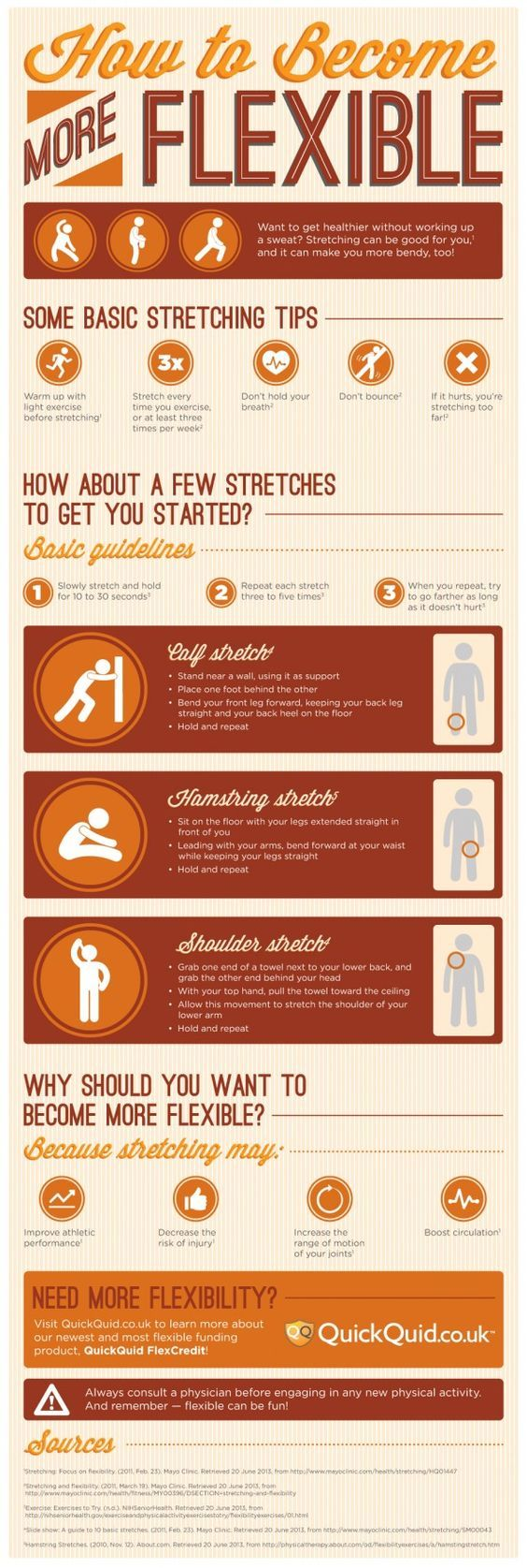 How to Become More Flexible Which Helps Retain Mobility, Strength and Quality Of Life As We #Age.