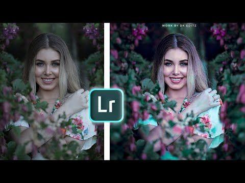 Lightroom Amazing Dark Portrait Color Effect Best Dark Background Editing Lr Mobile Tutorial Youtube Dark Portrait Dark Backgrounds Lightroom
