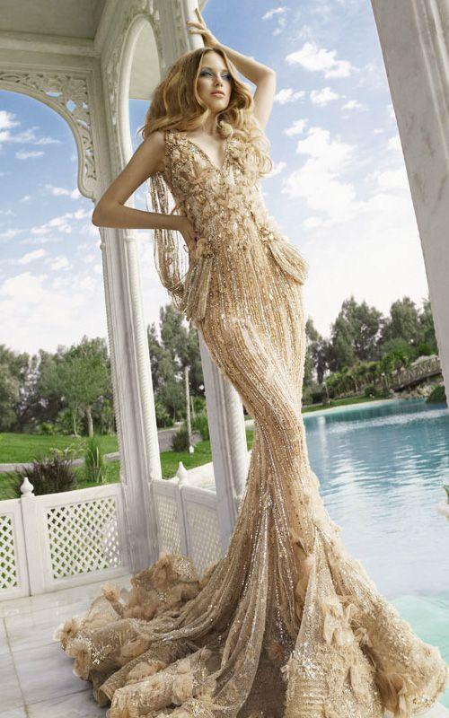 Shady Zeineldine - Couture 2013  even dreamier