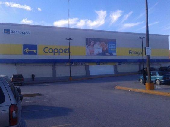Por temor a saqueo convocado en redes sociales cierran tienda Coppel en Juárez | El Puntero