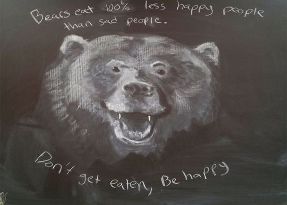 O professor que faz desenhos incríveis no quadro para inspirar seus alunos