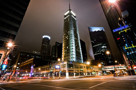 The Foshay Tower, Minneapolis