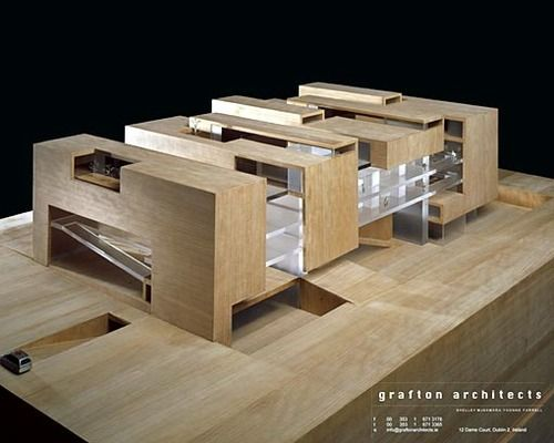 Ideas For Architecture Projects prototypical hospital projectgrafton architects | ideas for