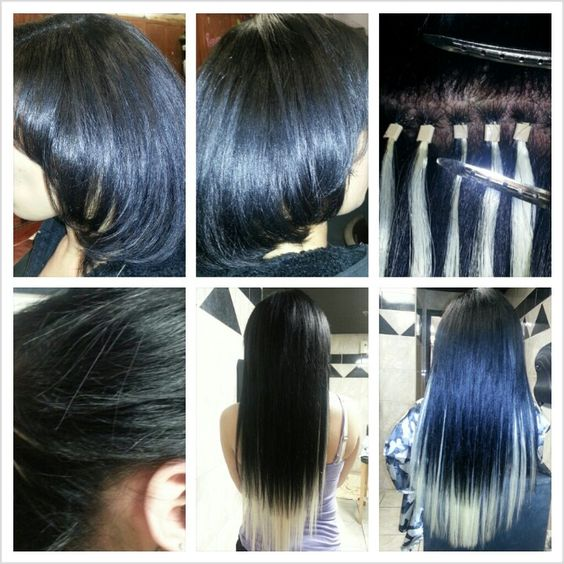 Micro Link Cold Fusion Hair Extension