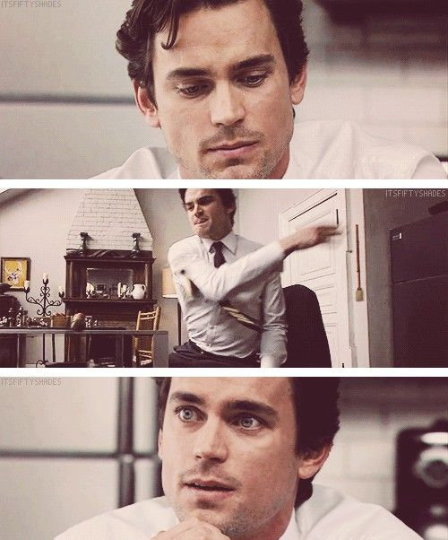 Matt bomer - White Collar - ep: hard sell - matt is a great actor  :)