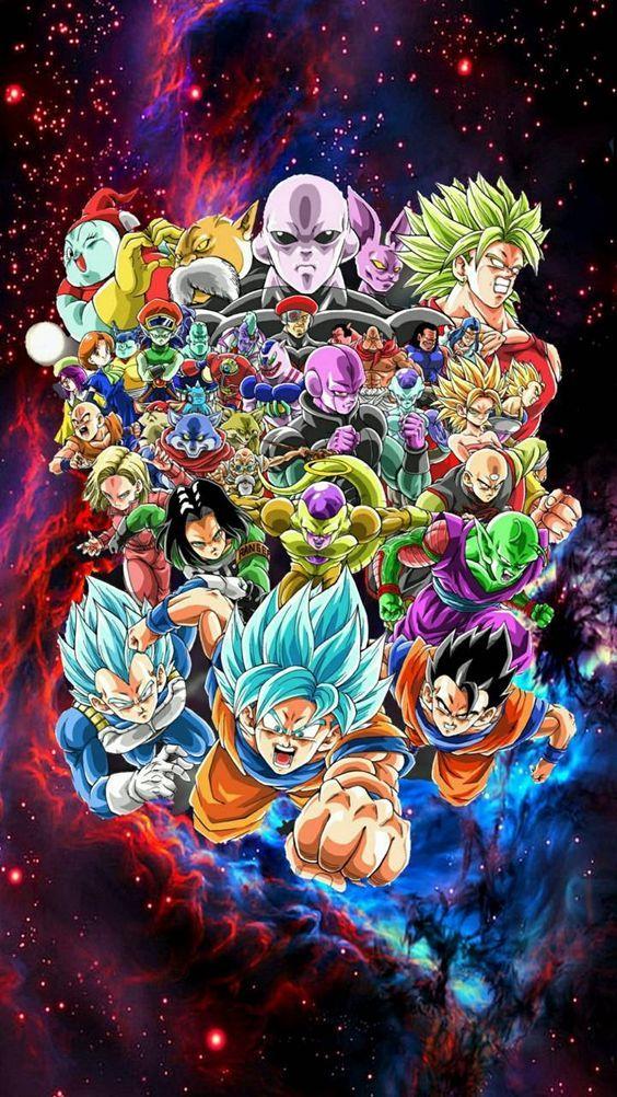 Dragon Ball Super Dragon Ball Wallpapers Dragon Ball Artwork Anime Dragon Ball Super