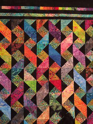 jan hassard colourwave quilt - Google Search