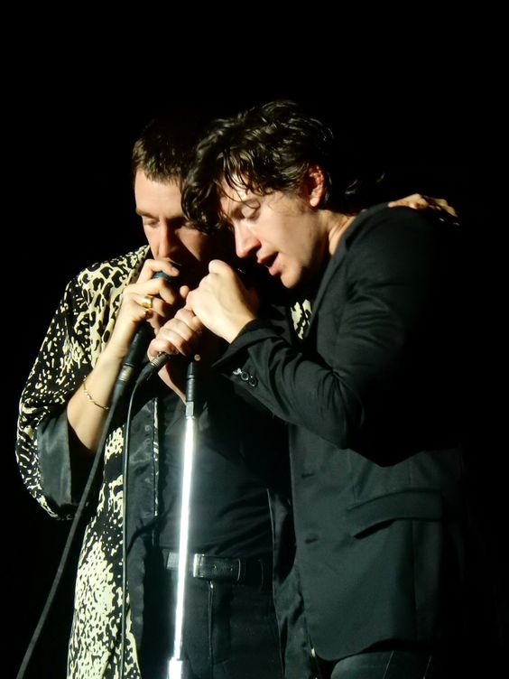 Wishmaster — phonyfakefraudsnake:   The Last Shadow Puppets at...