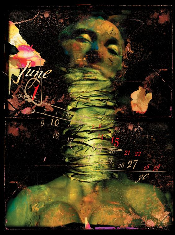illustration - Dave Mckean