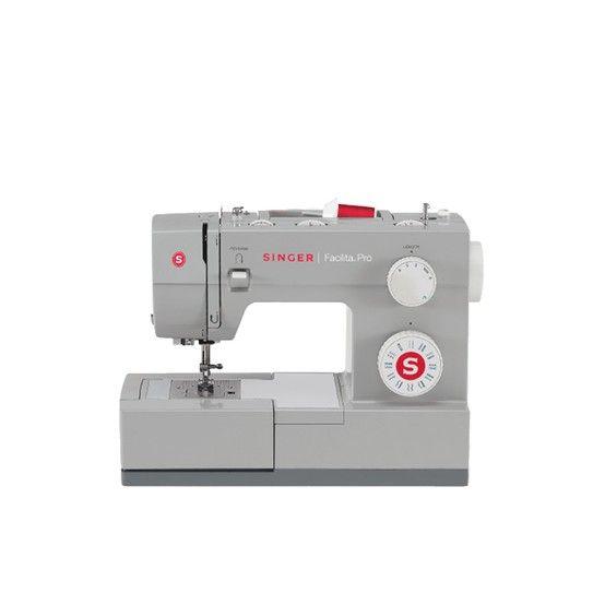 Facilita Pro 4423. Robusta e veloz para maior rendimento na sua costura! Veja mais aqui: http://www.singer.com.br/produtos/domesticas/maquinas/facilita-pro-4423