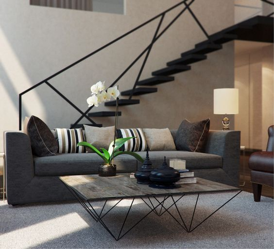 Contemporary Living Room Designs by Fedorova35