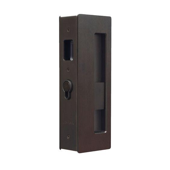 Cavilock CL400C Magnetic Privacy Pocket Door Lock