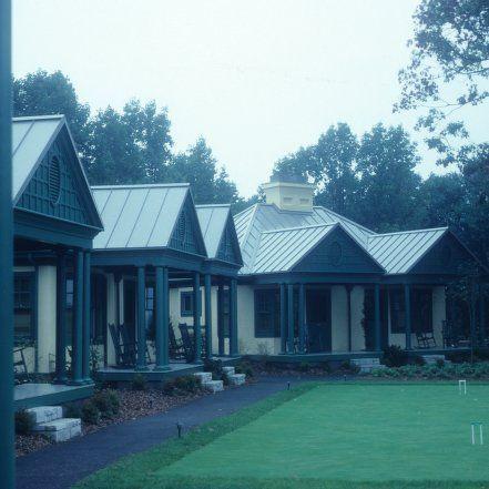 Outbuildings, Richmond Hill, Buncombe County, North Carolina