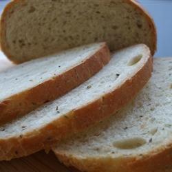 Jo S Rosemary Bread Bread Machine Recipe