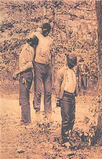 Lynching, the practice of killing people by extrajudicial mob action, occurred in the United States chiefly from the late 18th century through the 1960s. Lynchings took place most frequently against African-American men in the Southern US after the American Civil War and emancipation, and particularly from 1890 to the 1920s, with a peak in 1892. Lynchings were also very common in the Old West, where victims were primarily men of Mexican and Chinese minorities, although whites were also…