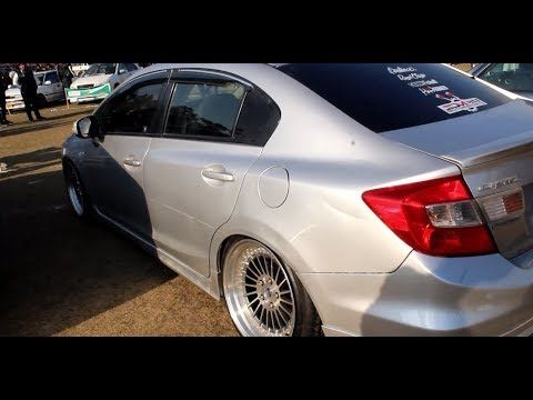 Honda Civic Rebirth Modified Car Muneeb Akram Pgc Motor Show