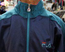 Vintage Fila Sports Jacket (XL)