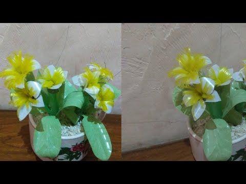Kreasi Bunga Jambu Biji Dari Sedotan Youtube