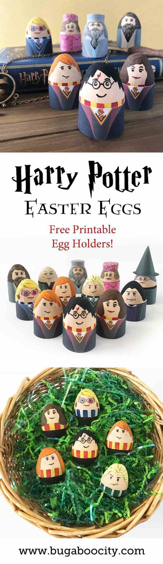 Harry Potter Easter Eggs Free Printable Egg Wrappers Harry Potter Easter Eggs Easter Eggs Diy Easter Eggs Kids
