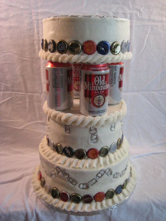 white trash wedding cake the world s catalog of ideas 27327