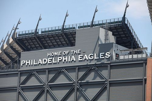 Philadelphia Eagles Stadium
