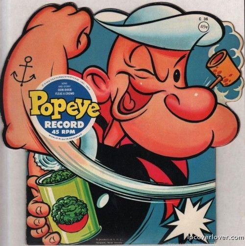Popeye record
