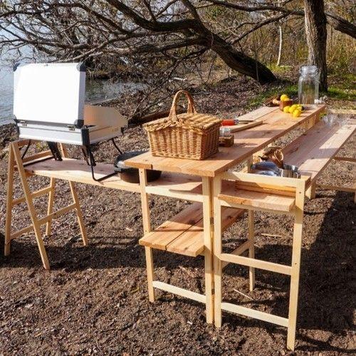 初出品20 Off 対面キッチンテーブル キャンプ アウトドア用 キャンプ用テーブル キッチンテーブル アウトドアキッチン