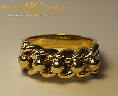 Ebay Advertisement 925 Silver Polished Single Row Keeper Ring 12 Grams Dipped In 9 Ct Gold 925 Silver Gold Silver