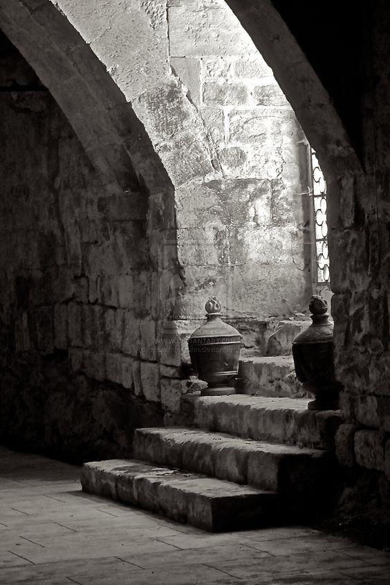 old stairs by alexanderkohn.deviantart.com on @deviantART