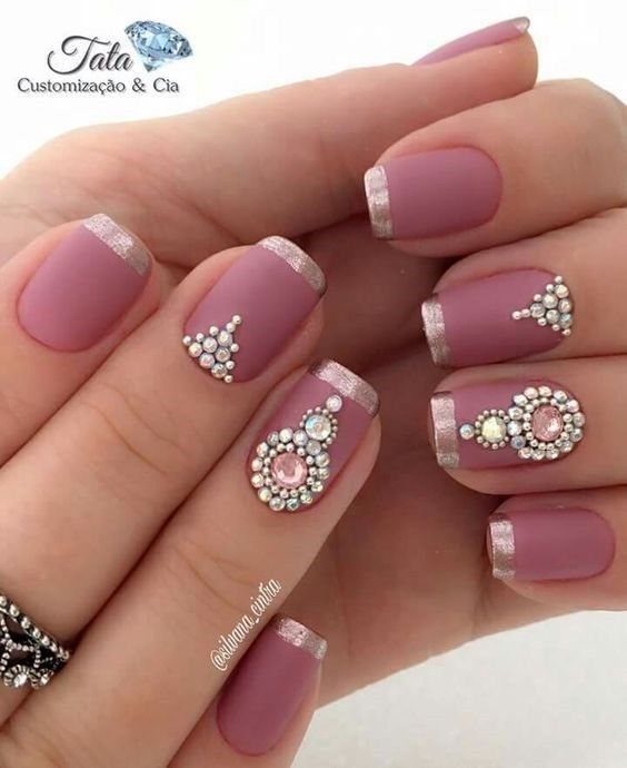 36 Fabulous Nail Art Designs 2018 Indian Nails Fabulous Nails