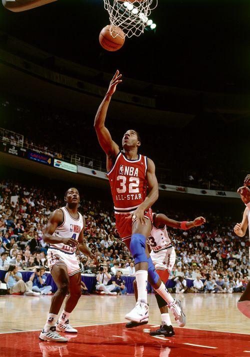Magic Johnson - 1990 NBA All-Star Game