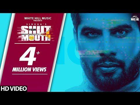 Shut Your Mouth Song Lyrics Singga In 2020 Songs Lyrics Music