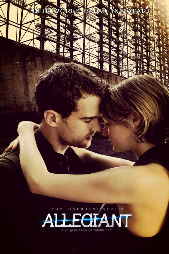 I can't wait until this movie comes out! #divergentseries #allegiant