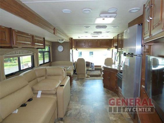 New 2015 Coachmen RV Mirada 35LS Motor Home Class A at General RV | Wayland, MI | #113890