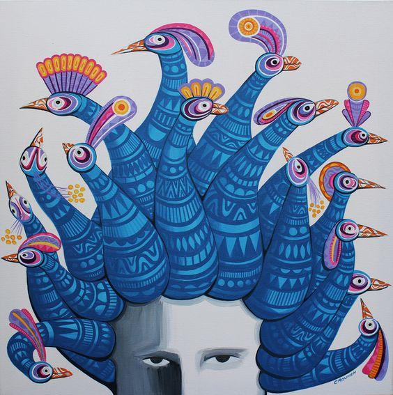 Liberte os Pássaros * - by Cadumen