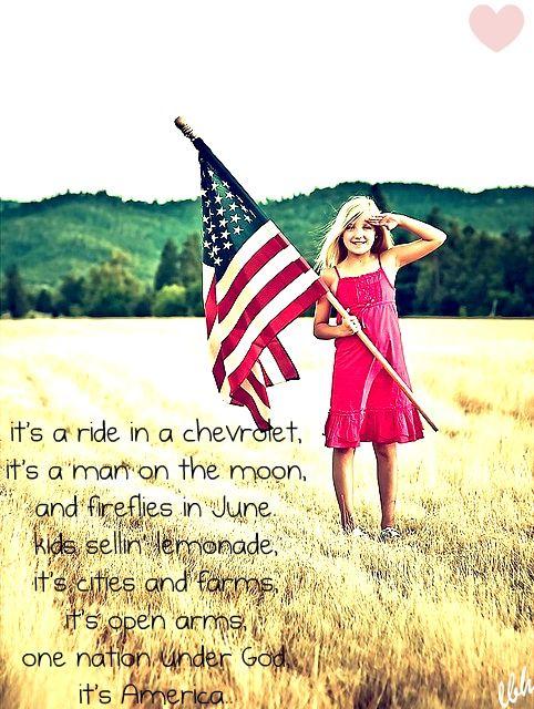 """It's America"""