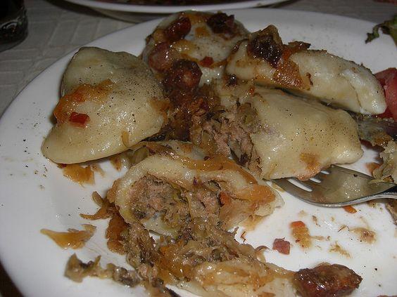Pierogi traditional polish food yum i have to wait for Authentic polish cuisine