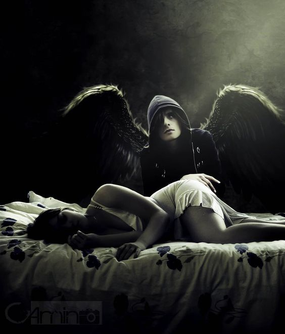 My guardian Angel by Camino-Studios on DeviantArt