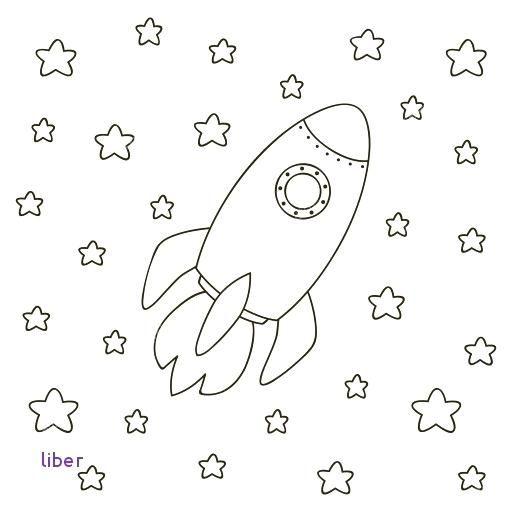 Cohete Para Colorear Para Para Vector Stock Dibujos Cohetes Espaciales Para Colorear Cohetes Espaciales Cohete Infantil Cohete