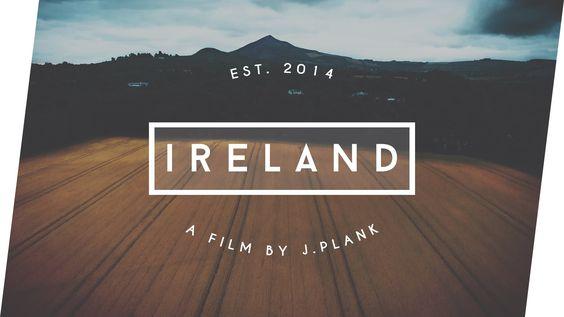 SHAPES OF IRELAND | DJI PHANTOM 3 PROFESSIONAL | 4K