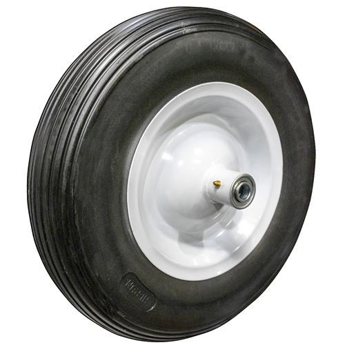 Wheelbarrow Wheel And Tire 4 80 4 00 8 Flat Free In 2020 Wheels And Tires Wheelbarrow Wheels Wheelbarrow Tires